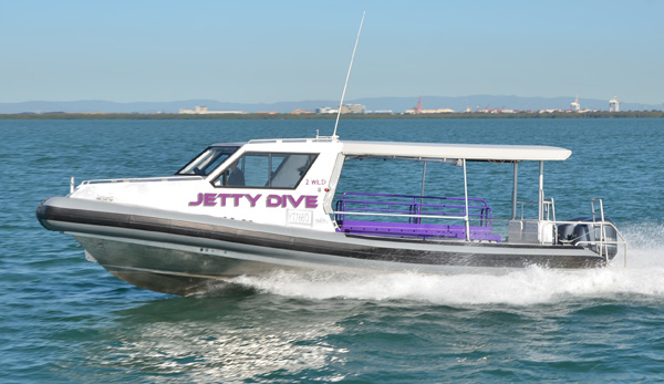 2 Wild Dive Boat
