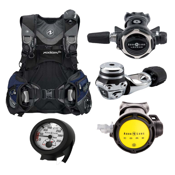 Instructor Scuba Package