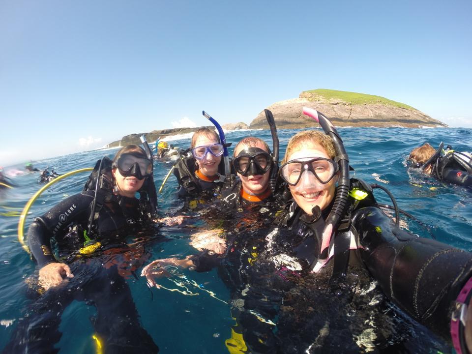 Coffs Harbour diving