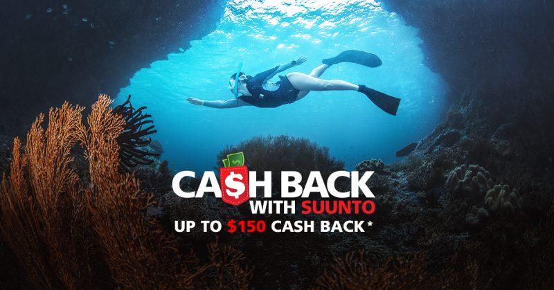 Suunto Cashback